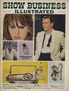 Show Business Illustrated Magazine September 5, 1961 Magazine
