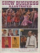 Show Business Illustrated Magazine September 19, 1961 Magazine