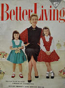 Better Living Magazine August 1953 Magazine