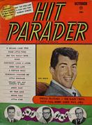Hit Parader Magazine October 1958 Magazine