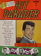 Hit Parader Magazine October 1958 Magazine