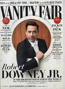 Vanity Fair Magazine October 2014 Magazine