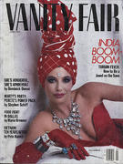 Vanity Fair Magazine April 1985 Magazine