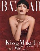 Harper's Bazaar November 2014 Magazine