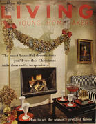Living For Young Homemakers Magazine December 1960 Magazine