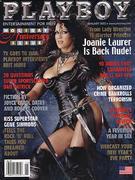 Playboy Magazine January 1, 2002 Magazine