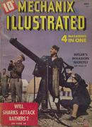 Mechanix Illustrated Magazine July 1941 Magazine