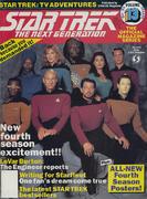 Star Trek: The Next Generation February 1990 Magazine