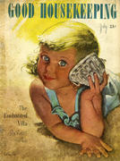 Good Housekeeping July 1946 Magazine