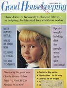 Good Housekeeping August 1964 Magazine