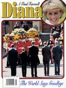 Hits Sensation: Diana A Final Farewell Magazine