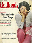 Redbook Magazine January 1956 Magazine