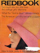 Redbook Magazine June 1966 Magazine