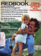 Redbook Magazine April 1974 Magazine