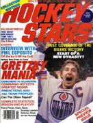 Hockey Stars Magazine November 1984 Magazine