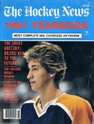 The Hockey News: 1981 Yearbook Magazine