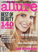 Allure Magazine October 2004 Magazine