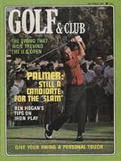 Golf & Club Magazine September 1971 Magazine