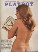 Playboy Magazine February 1, 1970 Magazine