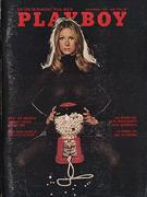 Playboy Magazine November 1, 1972 Magazine