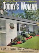 Today's Woman Magazine July 1953 Magazine