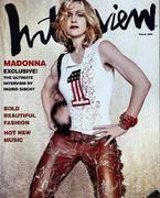 Interview Magazine March 2001 Magazine