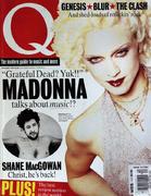 Q Magazine December 1994 Vintage Magazine