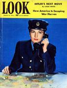 LOOK Magazine March 10, 1942 Magazine