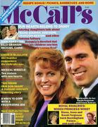 McCall's Magazine June 1986 Magazine