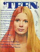 Teen Magazine March 1971 Magazine
