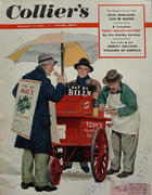 Collier's Magazine January 17, 1953 Magazine