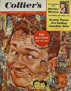 Collier's Magazine October 16, 1953 Magazine