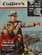 Collier's Magazine June 11, 1954 Magazine