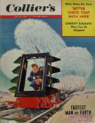 Collier's Magazine June 25, 1954 Magazine