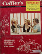 Collier's Magazine January 21, 1955 Magazine