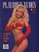 Playboy's Nudes First Edition Magazine October 1990 Magazine