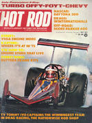 Hot Rod Magazine May 1975 Magazine