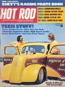 Hot Rod Magazine October 1975 Magazine