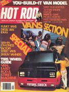 Hot Rod Magazine August 1976 Magazine