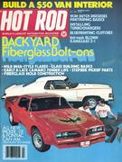 Hot Rod Magazine March 1977 Magazine