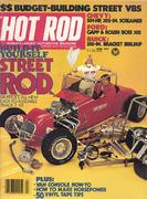 Hot Rod Magazine April 1977 Magazine