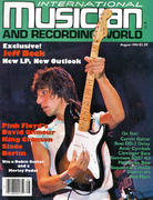 International Musician Magazine August 1984 Magazine