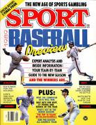 Sport Magazine April 1989 Magazine