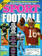 Sport Magazine August 1989 Magazine