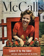 McCall's Magazine October 1950 Magazine