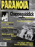 Paranoia Vol. 2 No. 4 Issue 7 Magazine
