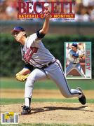 Beckett Baseball Card Monthly May 1992 Magazine