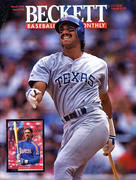 Beckett Baseball Card Monthly March 1994 Magazine