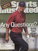 Sports Illustrated June 26, 2000 Magazine