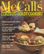 McCall's Coast-To-Coast Cooking Magazine
